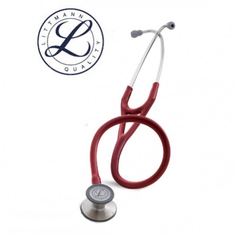 3M Littmann Dual Cardiology III Steteskop Bordo 3129