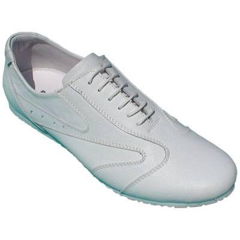Bağcıklı Bay Beyaz Spor Ayakkabı
