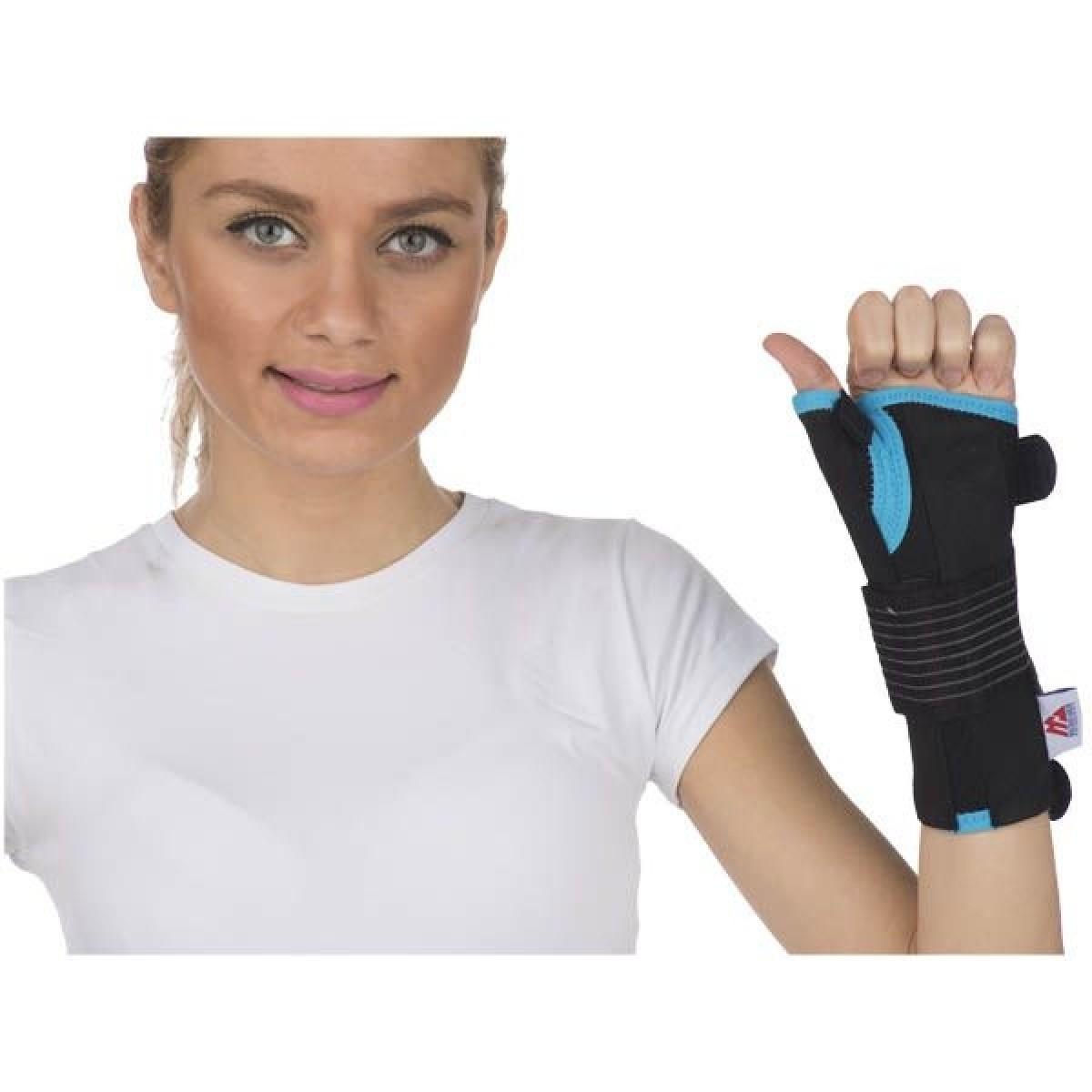 Başparmak destekli el bilek ateli - splinti (Neopren)