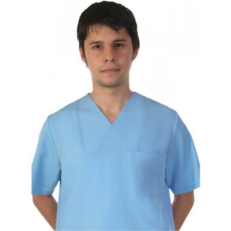 Bay Mavi Cerrahi Nöbet Forma Takım