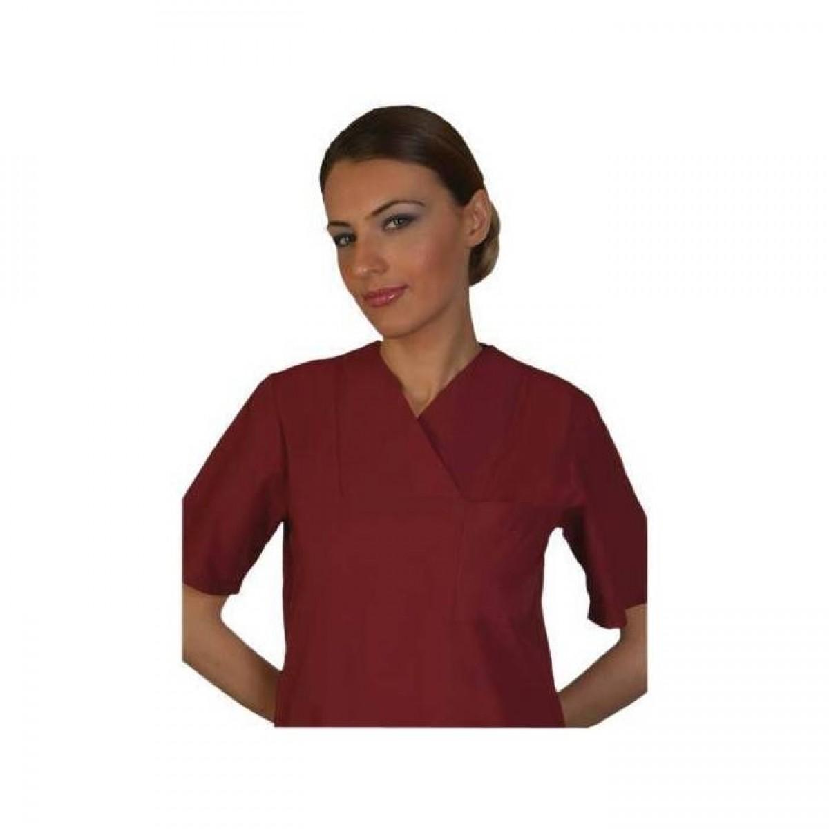 Bayan Bordo Cerrahi Nöbet Forma Takım
