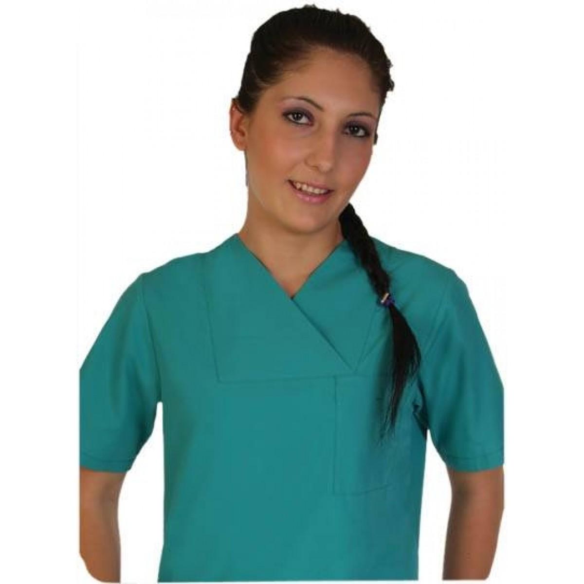 Bayan Yeşil Cerrahi Nöbet Forma Takım