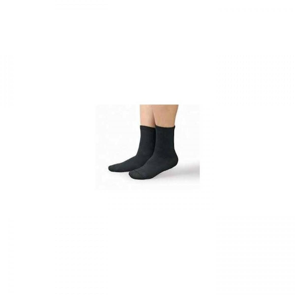 Kifidis Diyabetik Gümüş Dokumalı Çorap