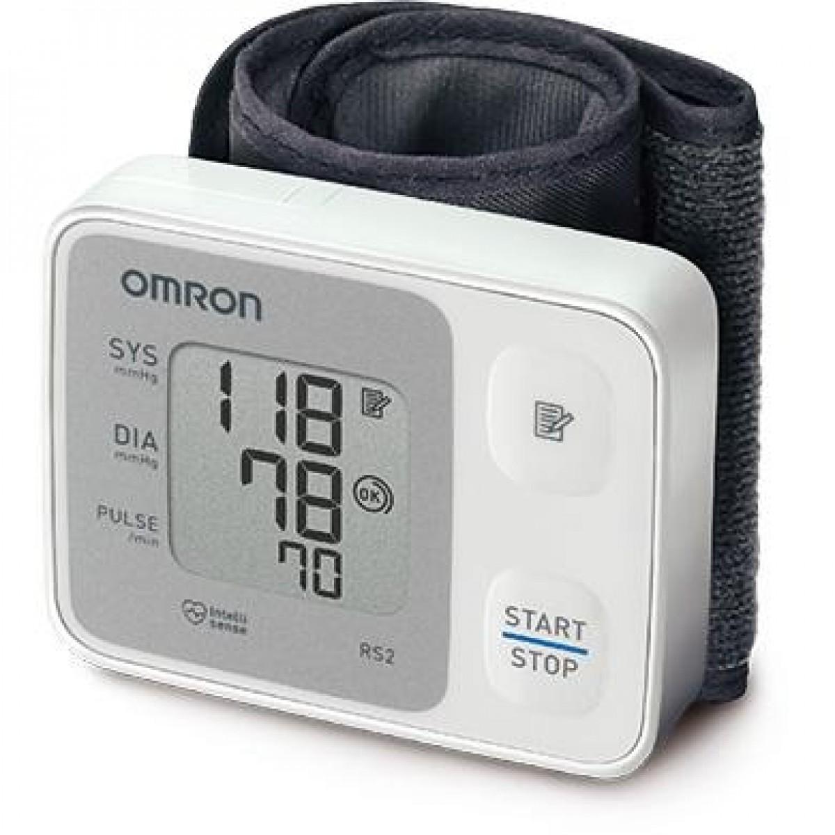 Omron RS2 Bilekten Dijital Tansiyon Ölçer
