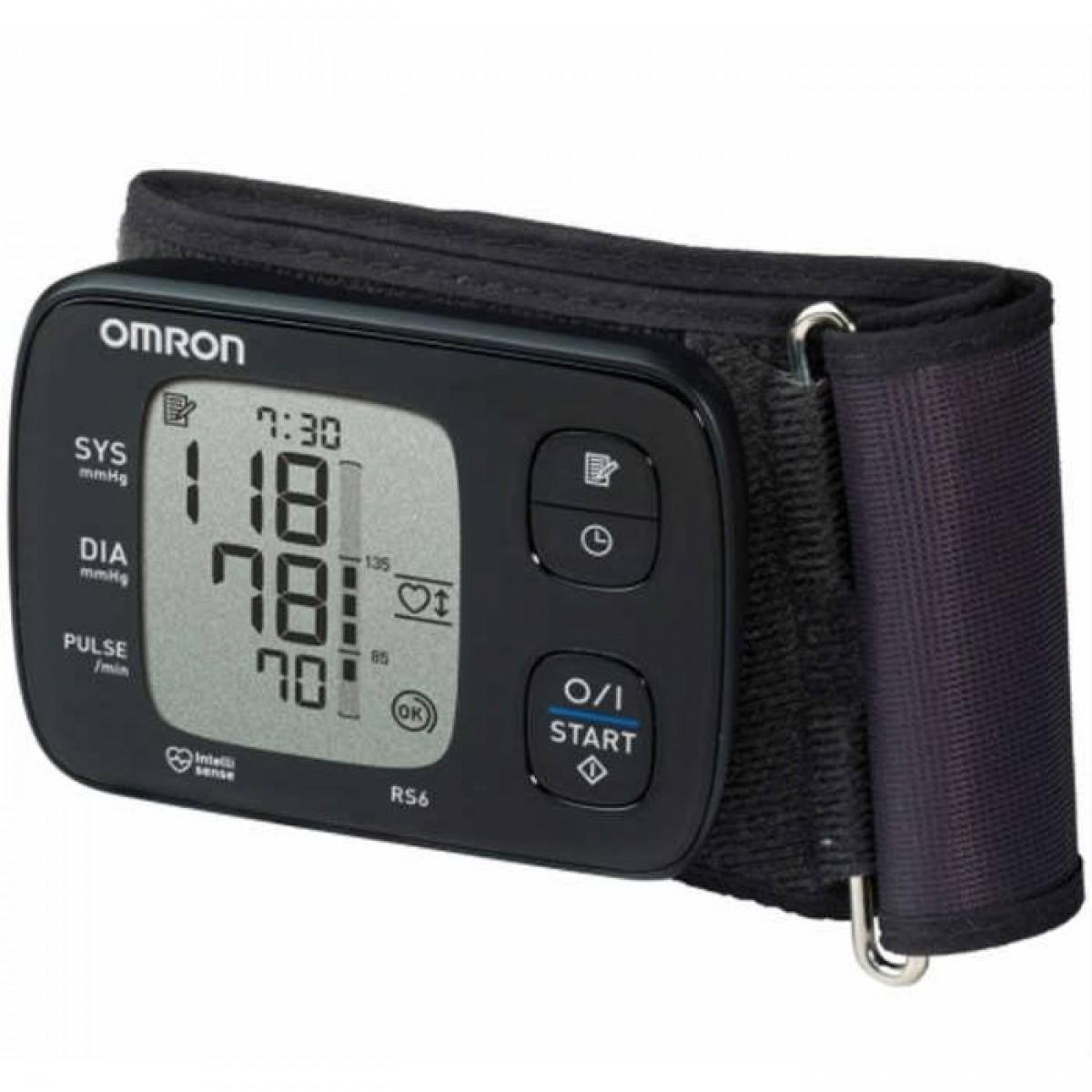 Omron RS6 Ultra Kompakt Sensörlü Bilekten Ölçer