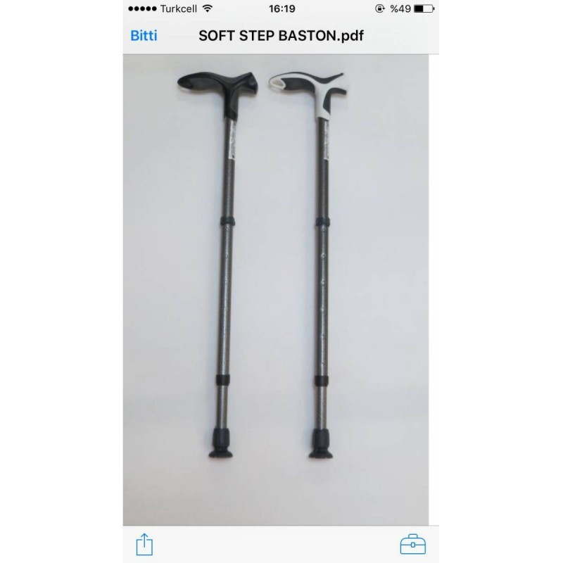 SOFTSTEP MEDİKAL BASTON