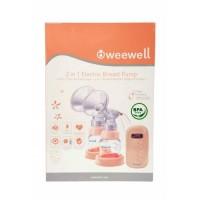 Weewell İkili Elektrikli Göğüs Pompası