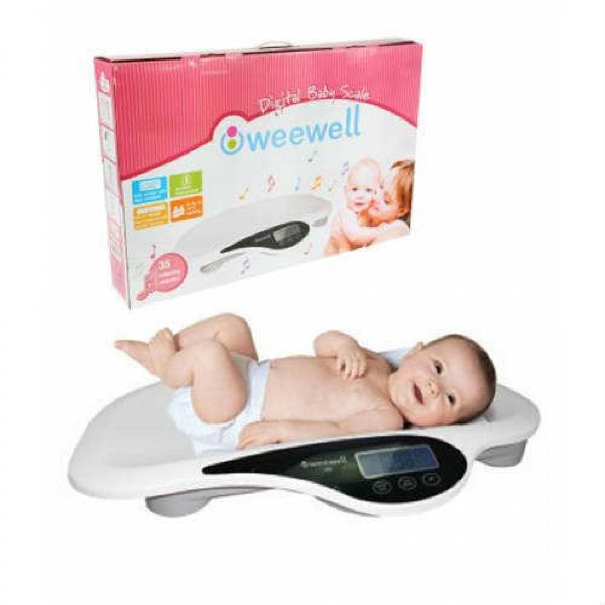 Weewell WWD700 Bebek Tartısı